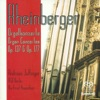 Rheinberger, J.G.: Organ Concertos Nos. 1 and 2 - Suite for Violin and Organ, Op. 166