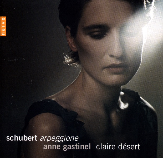 Schubert: Arpeggione, Sonatina & Lieder Transcriptions by ...