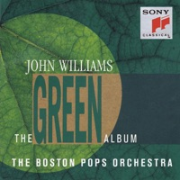 Picture of The Green Album by John Williams & Boston Pops Orchestra