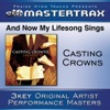 And Now My Lifesong Sings (Performance Tracks) - EP