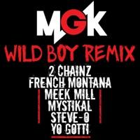 Wild Boy (Remix) [feat. 2 Chainz, French Montana, Meek Mill, Mystikal, Steve-O & Yo Gotti] - Single - Machine Gun Kelly