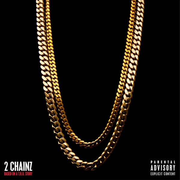 Based On a TRU Story 2 Chainz CD cover
