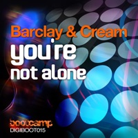 BARCLAY - Youre Not Alone