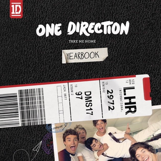 take me home yearbook edition by one direction on apple music. Black Bedroom Furniture Sets. Home Design Ideas