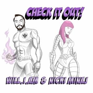 Nicki Minaj -          <em>Check It Out Feat. Will I Am