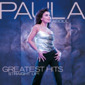 Greatest Hits - Straight Up! - Paula Abdul Cover Art