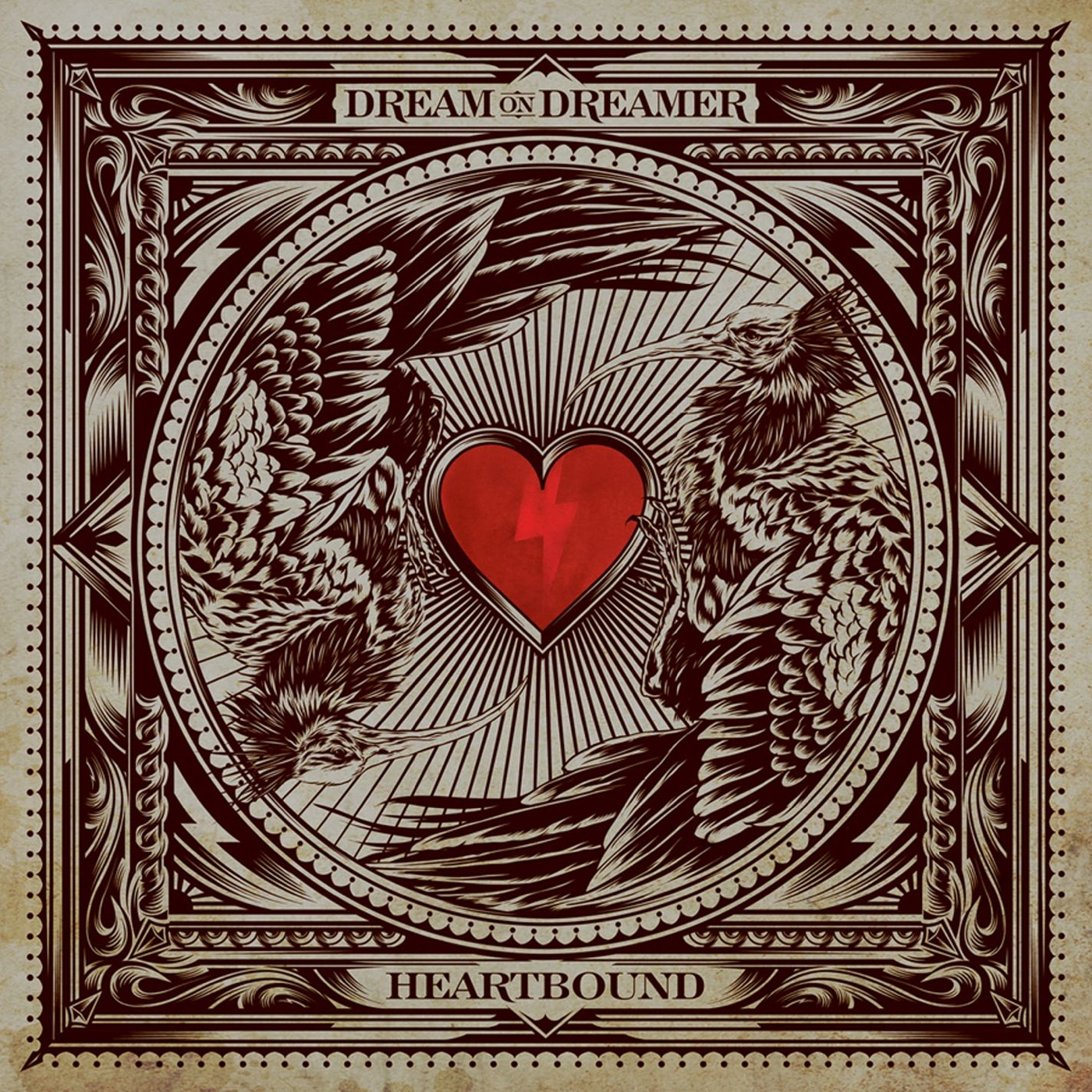 Dream On Dreamer - Heartbound (2011)
