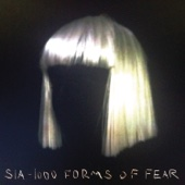 Sia - Chandelier Grafik