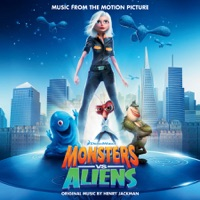 Monsters vs Aliens - Official Soundtrack