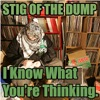 I Know What You're Thinking - Single, Stig of the Dump