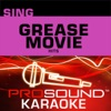 Sing Grease Movie Hits (Karaoke Performance Tracks)