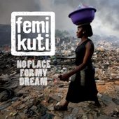 No Place For My Dream - Femi Kuti