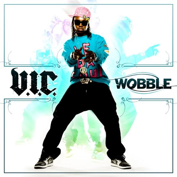 Wobble - EP Album Cover by V.I.C.