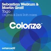 Sebastian Weikum & Martin Graff - Togo (Zack Roth Remix) ilustración