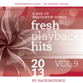 Fresh Playback Hits - 2013 - Vol. 9 (Instrumental Only - No Backing Vocals)