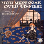 You Must Come Over To-night (RadioBall #20)