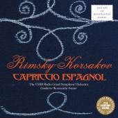 Capriccio Espagnol, Op. 34 - Konstantin Ivanov & USSR Radio Grand Symphony Orchestra