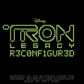 Daft Punk - TRON Legacy - Reconfigured (Remixes of Selections from the Original Motion Picture Soundtrack) artwork