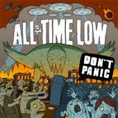 Don't Panic cover art