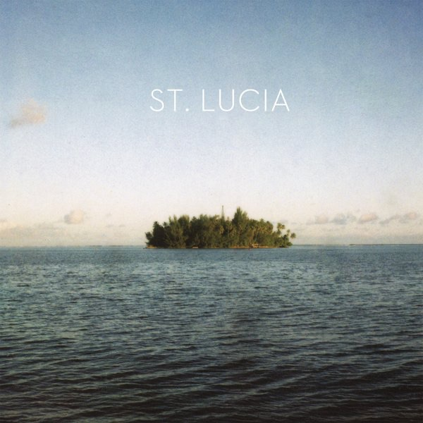 St Lucia - EP St Lucia CD cover