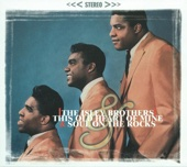 The Isley Brothers - This Old Heart of Mine / Soul On the Rocks artwork