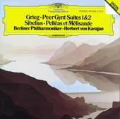 Grieg: Peer Gynt Suites & Sibelius: Pelléas et Mélisande