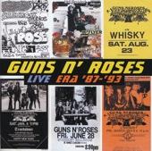 Guns N' Roses - Live Era '87-'93  arte