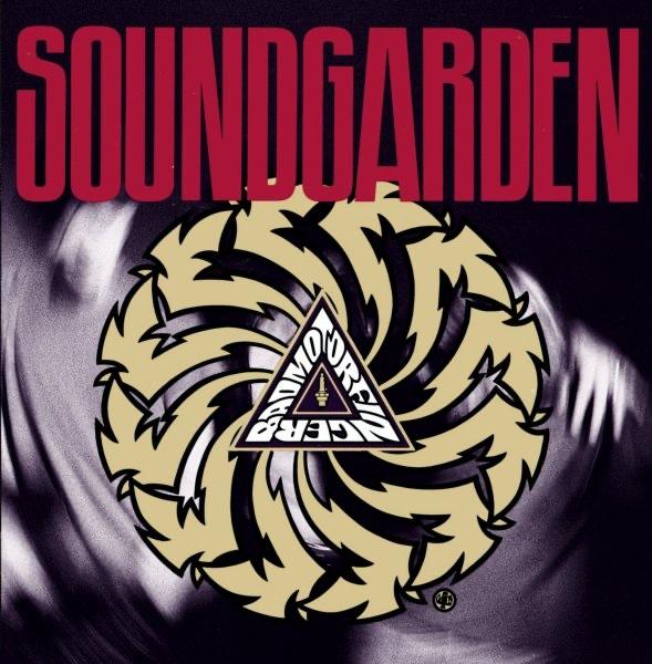 Badmotorfinger Soundgarden CD cover