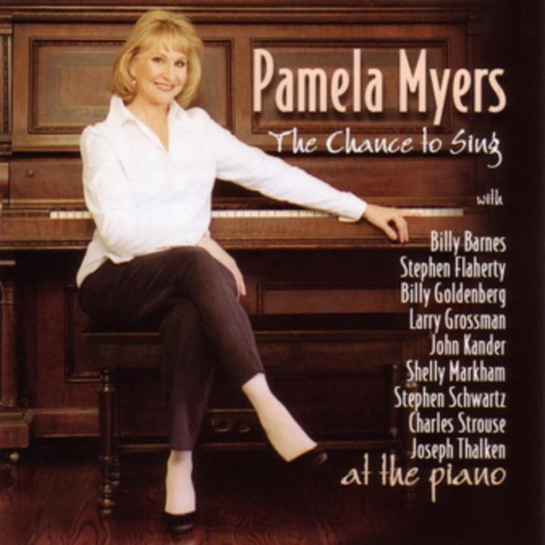 Pamela Myers - The Chance to Sing (Soundtrack from the Motion Picture)