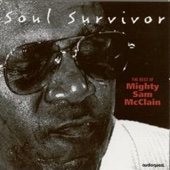 Soul Survivor (The Best of Mighty Sam McClain)