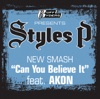 Can You Believe It (Featuring Akon) - EP