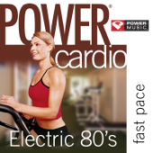 Power Cardio - Electric 80's (44 Min Non-Stop Workout (138-152 BPM) Perfect for Fast Cardio, Fast Paced Walking, Elliptical and General Fitness)
