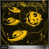 V/A Deep Structures Ep Part 3 - EP cover art