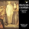 Couperin: Chamber Music, Vol. 1/2, Musica Ad Rhenum & Jed Wentz