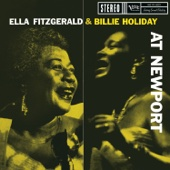 Ella Fitzgerald & Billie Holiday At Newport (Live) cover art
