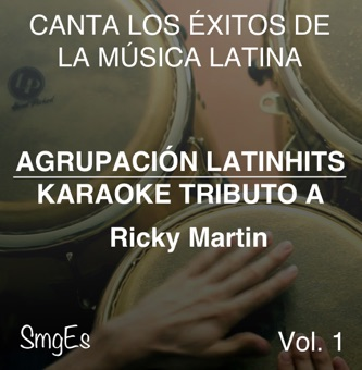 Instrumental Karaoke Series: Ricky Martin, Vol. 1 (Karaoke Version) – Agrupacion LatinHits