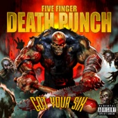 Got Your Six (Deluxe) - Five Finger Death Punch Cover Art