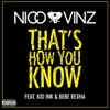 That's How You Know (feat. Kid Ink & Bebe Rexha) - Single