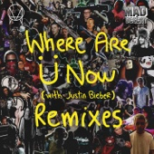 Where Are Ü Now (with Justin Bieber) [Remixes] - EP cover art