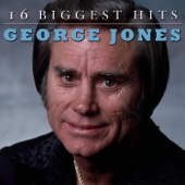 George Jones - 16 Biggest Hits: George Jones  artwork