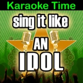 All I Could Do Was Cry (Made Famous by Etta James [Karaoke Version]) - The Original Hit Makers