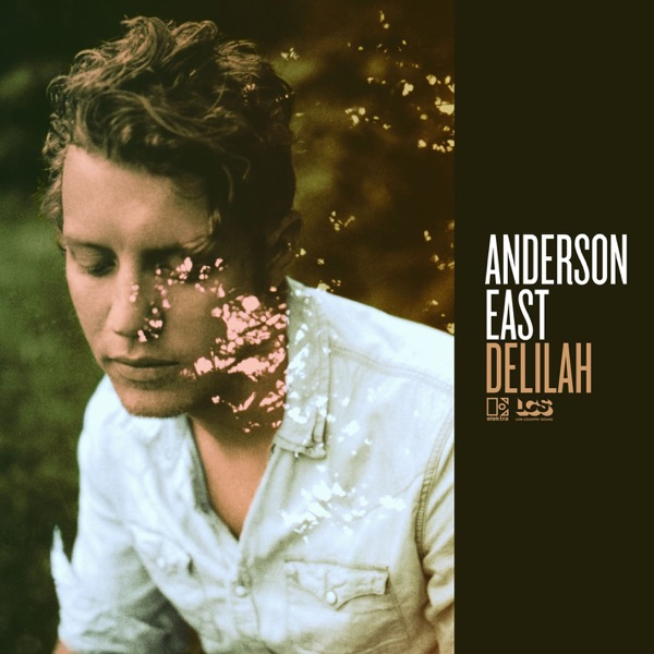 Delilah Anderson East CD cover