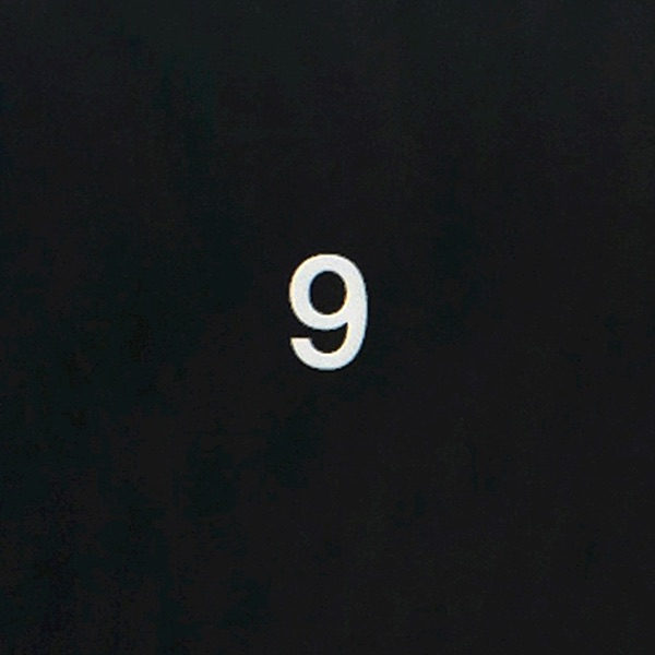 9 Cashmere Cat CD cover