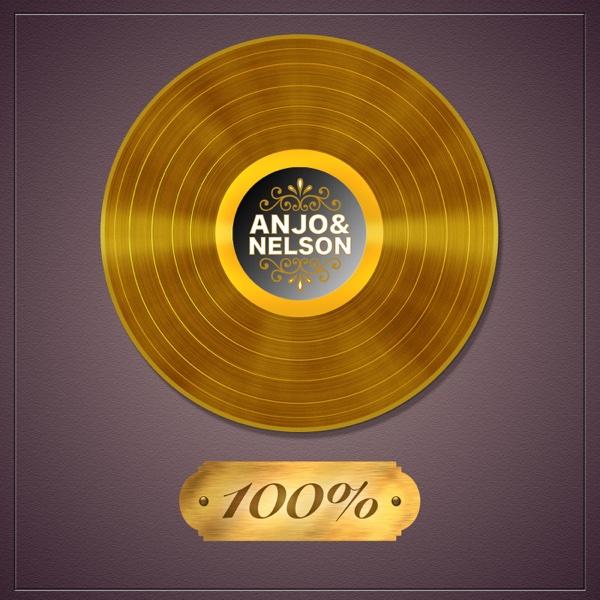 100% - Single | Anjo, Nelson