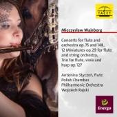 Mieczysław Weinberg: Works for Flute