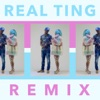 Real Ting Remix feat Giggs Single