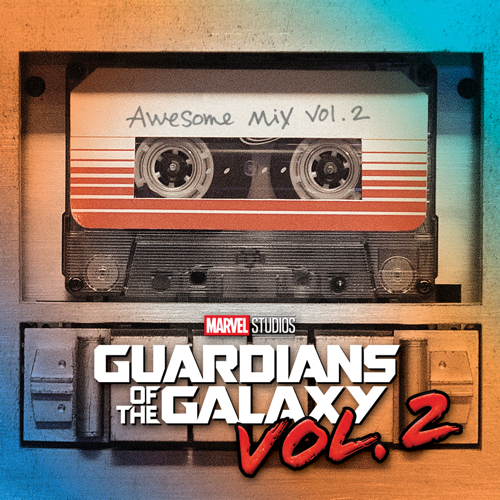 Various Artists - Vol. 2 Guardians of the Galaxy: Awesome Mix Vol. 2