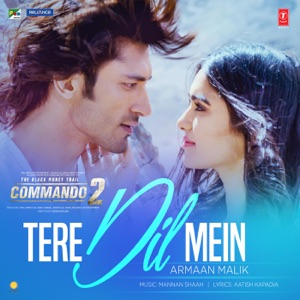 COMMANDO 2 – Tere Dil Mein Chords