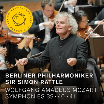 Mozart: Symphonies Nos. 39, 40 & 41 – Berlin Philharmonic & Sir Simon Rattle