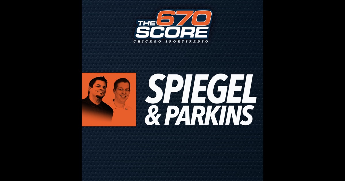 The spiegel and parkins show on 670 the score by for Spiegel digital download